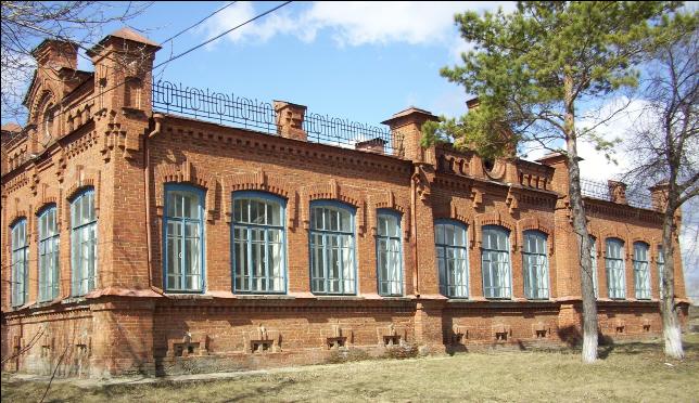 Здание земской школы_м
