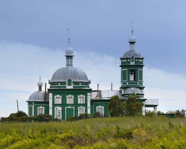Иткульская Свято-Никольская церковь_м