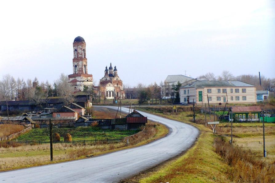 Панорама села_м