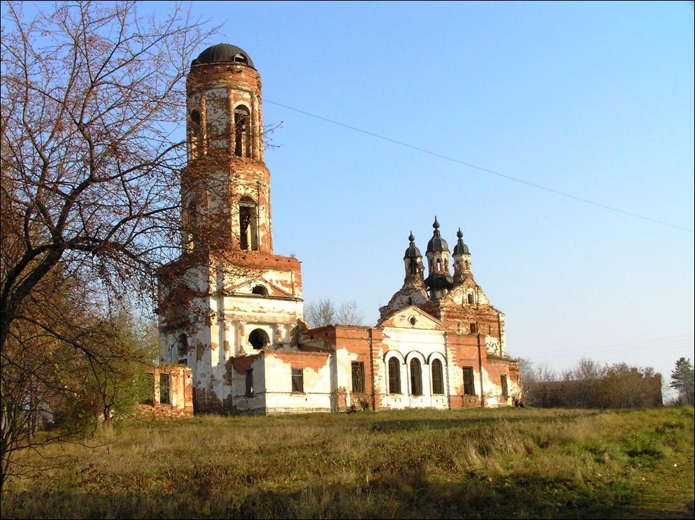 Церквь Иоанна Предтечи