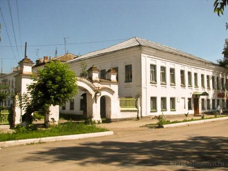 здание ДДТ