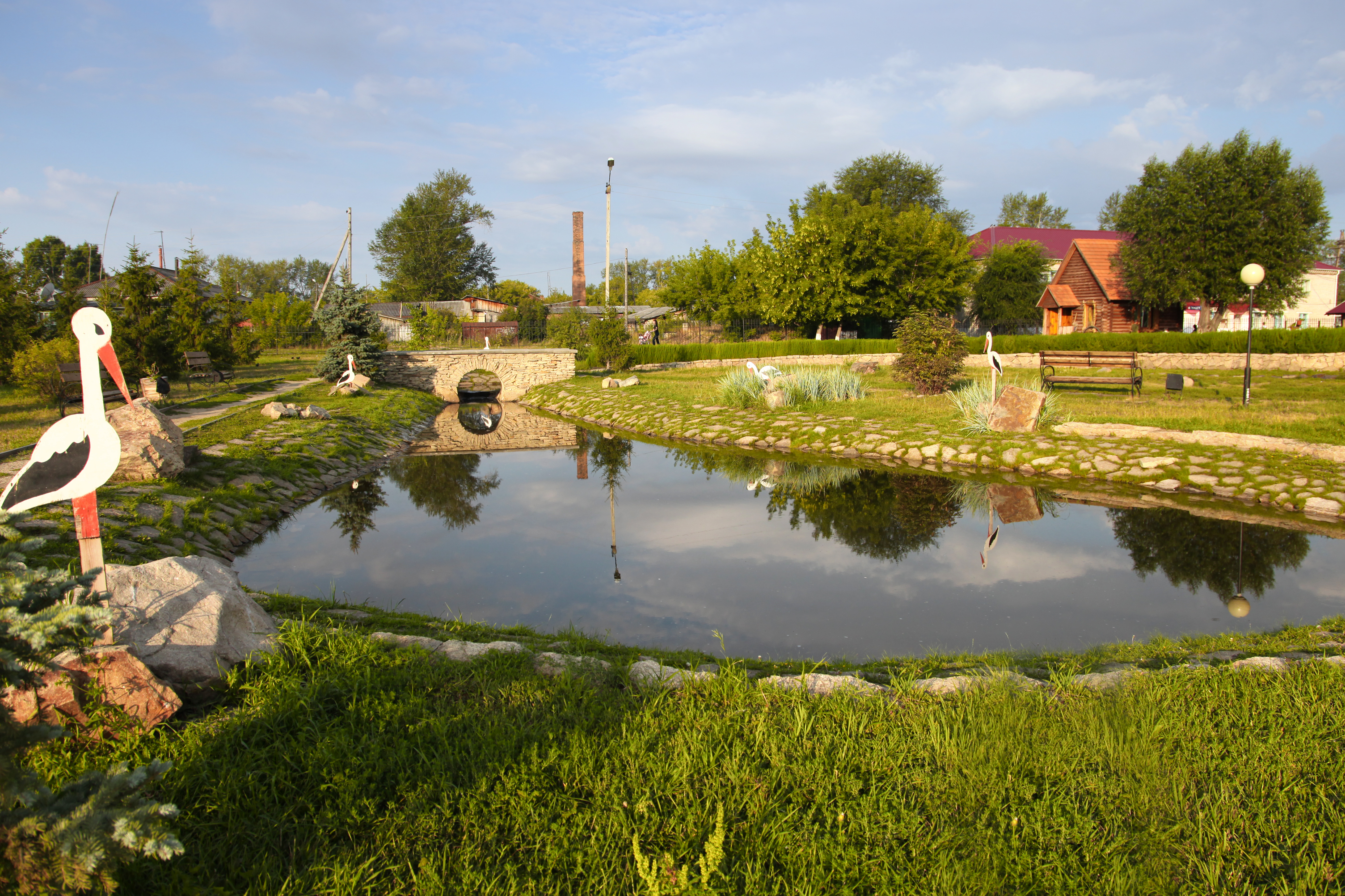 18 Ландшафтный парк Каргапольский район