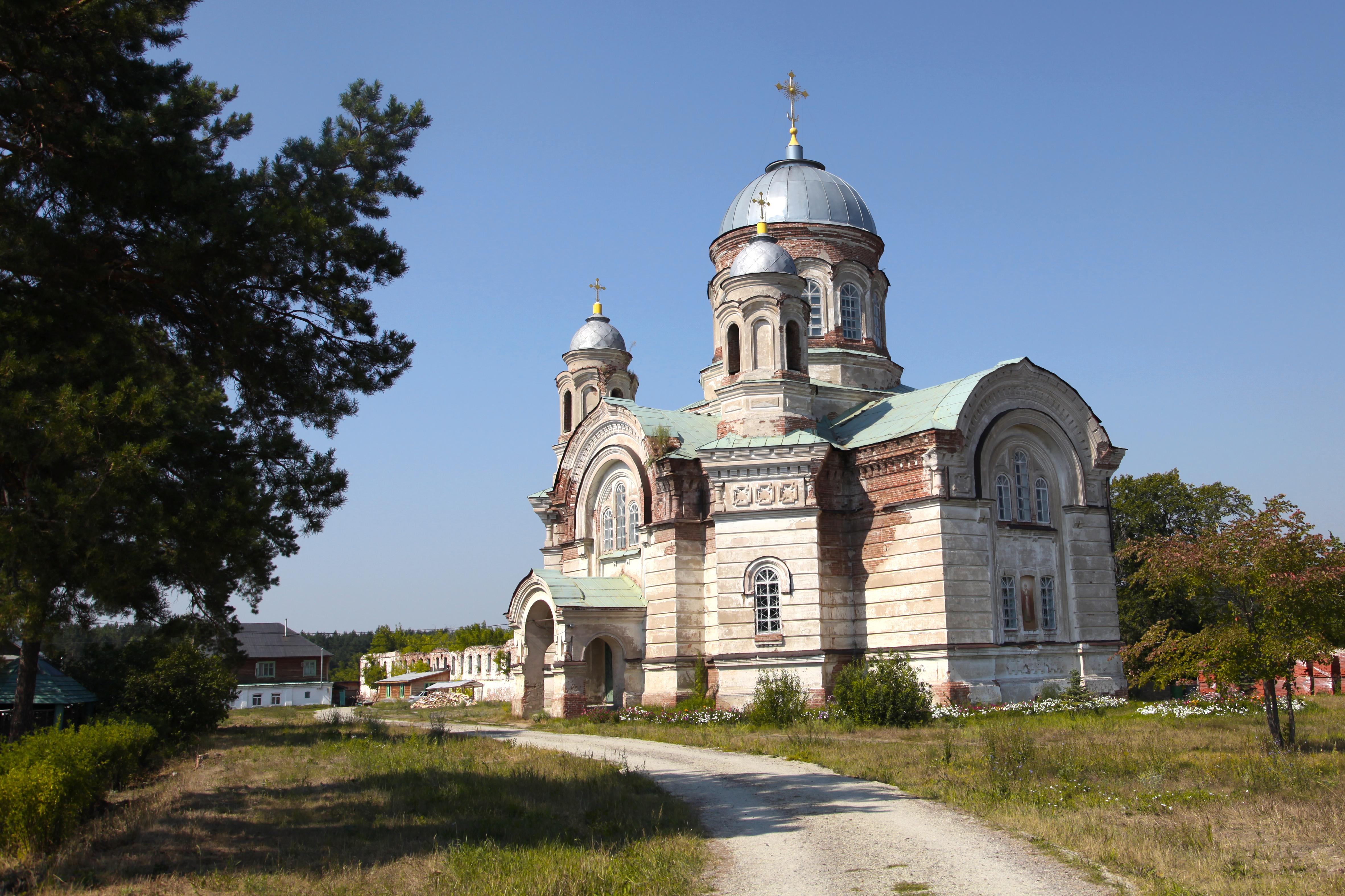 25 Введенский монастырь Верхняя Теча