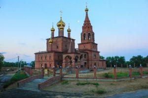 Курган_Богоявленский храм
