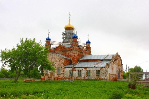 Село Житниковское