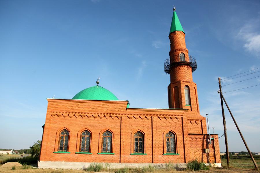 50 Мечеть Юлдус Шадринский район